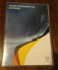 Adobe Photoshop CS3 Extended for Mac