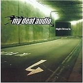 MY DEAF AUDIO - NIGHT DRIVE IN - NEW CD + PLUS FREE PUNK CD