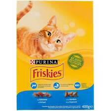Friskies Dry Cats Salmon Vegetables GR.400