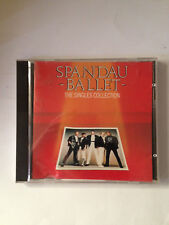 The Singles Collection by Spandau Ballet (CD, Jul-1990, EMI)