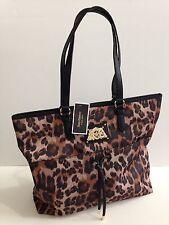Auth JUICY COUTURE leopard Print Shoulder Bag BNWT