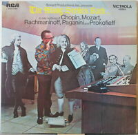 HANS WURMAN The Moog Strikes Bach, Chopin… LP Classical Synth—CLEAN German Press