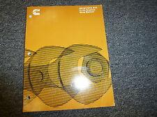 Cummins NTC475 NT855 Big Cam NTA855 Big Cam II Engine Shop Service Repair Manual