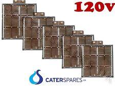 DUALIT USA120V 4 SLOT MODEL OLD STYLE HEATING ELEMENT SET 3 X CENTRE 2 X END (5)