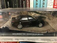 James Bond in Motion: Alfa Romeo 159