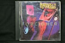 Foreigner ‎– The Very Best...And Beyond  - CD (C894)