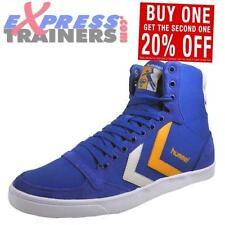 Chaussures bleus Hummel pour homme