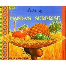 Handa's Surprise in Urdu and English by Browne, Eileen | Paperback Book | 978185