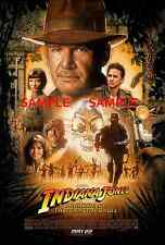 "Kingdom of the Crystal Skull ( 11"" x 17"" ) Collector's Poster Print 9T2) - B2GF"