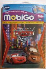 CARS 2 pour Vtech MobiGo ** NEUF ** Disney Pixar VT1273