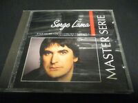 """CD """"SERGE LAMA - MASTER SERIE"""" best of 16 titres"""