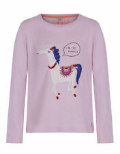 Joules Girls' Long Sleeve Sleeve T-Shirts, Top & Shirts (2-16 Years)