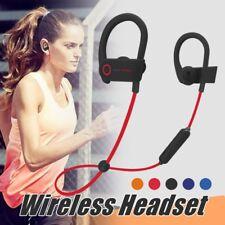 G5 Bluetooth Sports Earphone with Mic Earbud Wireless Bass Running Gym Football