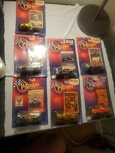 Nascar 1997 & 1998 Lot of 7  1/64 Winners Circle - Dale Earnhardt -