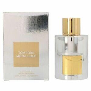 Tom Ford Metallique Women 3.4 oz 100 ml *Eau De Parfum* Spray BOX DAMAGED