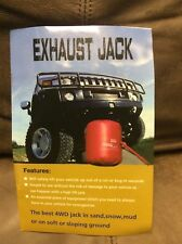 4x4 Exhaust air Jack 4Tonne Car Vehicle Truck Off-Road Rescue Tools