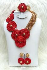 PrestigeApplause Latest Design Mixed African Beads Party Wedding Jewelry set