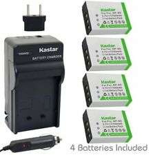 NP-85 FNP85 Battery & Charger for Fujifilm FinePix SL300 SL305 SL1000,Sony 230Z
