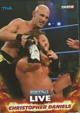 Christopher Daniels 2013 Impact Wrestling Live Trading Card #19 TNA ROH