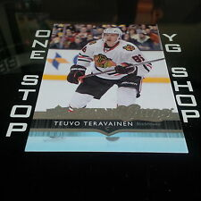2014 15 UD YOUNG GUNS 214 TEUVO TERAVAINEN RC +FREE COMBINED S&H