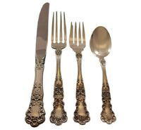 Buttercup by Gorham Sterling Silver Flatware Set For 12 Service 48 Pieces
