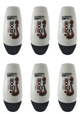 "Axe "" DARK TEMPTATION  "" roll-on 48H deodorant for men, 6 x 50 ml AUTHENTIC"