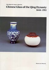 Chinese Glass of the Qing Dynasty 1644-1911 Robert Clague Collection Color Plate