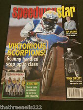 Speedway Star - Tenth Title As Adams Re-Writes The Records - Jan 17 2009