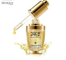BIOAQUA 24K Gold - Whitening Moisturizing ANTI AGE FACE SERUM HYALURONIC ACID