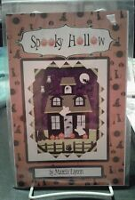 NEW Spooky Hollow Halloween Yo-Yo Pattern By Marcia Layton