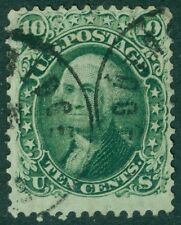 EDW1949SELL : USA 1861 Scott #68 Used. Nice cancels. Choice stamp. Catalog $60.