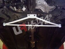 03-12 COROLLA/00-06 CELICA ULTRA RACING 3 PT FRONT LOWER TRI BAR CHASSIS BRACE