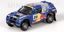 Volkswagen Race Touareg Pons Kleinschmidt Rally Dakar 2005 1:43 Model MINICHAMPS