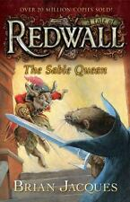 Redwall Ser.: The Sable Quean 21 by Brian Jacques (2010, Hardcover)
