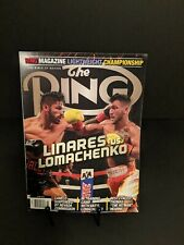 The Ring Boxing Magazine Linares Vs. Lomachenko June 2018