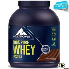 Multipower MP 11352 100 Pure Whey Protéines saveur Chocolat