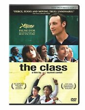 THE CLASS LAURENT CANTET NEW SEALED WIDESCREEN 2009 DVD NEW SEALED DVD
