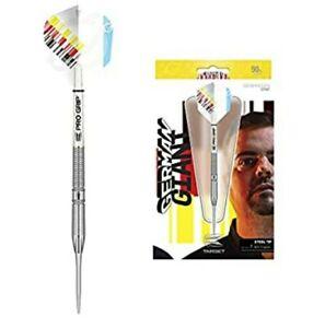 Target Gabriel Clemens Generation 1 90% Tungsten Darts 23g