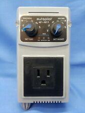 AutoPilot APCET Analog Day  Night Hydroponics Greenhouse Temperature Controller