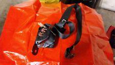 2004 04 FORD TAURUS Mercury Sable Right Rear Seat Belt Retractor black belt