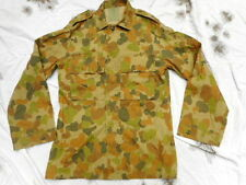 GENUINE issue AUSTRALIAN AUSCAM DPcU JUNGLE jelly bean CAMO shirt JACKET