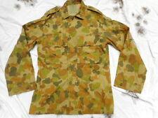 GENUINE issue AUSTRALIAN AUSCAM DPcU JUNGLE jelly bean CAMO shirt JACKET
