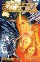 NEW!  Classic BATTLESTAR GALACTICA Memorial - TPB - Dynamite Entertainment