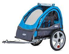 Cochecito De Bebé Para Bicicletas Carrito Con Toldo Protector Y Mosquitero