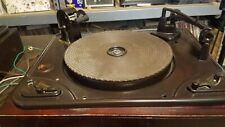 New listing Vintage Garrard Rc 88/4 Record Player Turntable - For Parts, Restoration