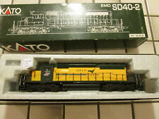 Kato Chicago And Northwestern powered engine Ho Scale Dcc Only