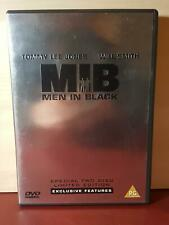 Men In Black (DVD, 2002) - Special Two Disc Limited Edition - (J3)