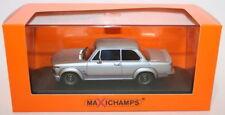 Voitures, camions et fourgons miniatures gris MINICHAMPS BMW