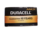 DURACELL CopperTop Alkaline AAA Batteries, 24 Pack  For Sale