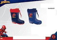 Marvel Spiderman Rain Boots